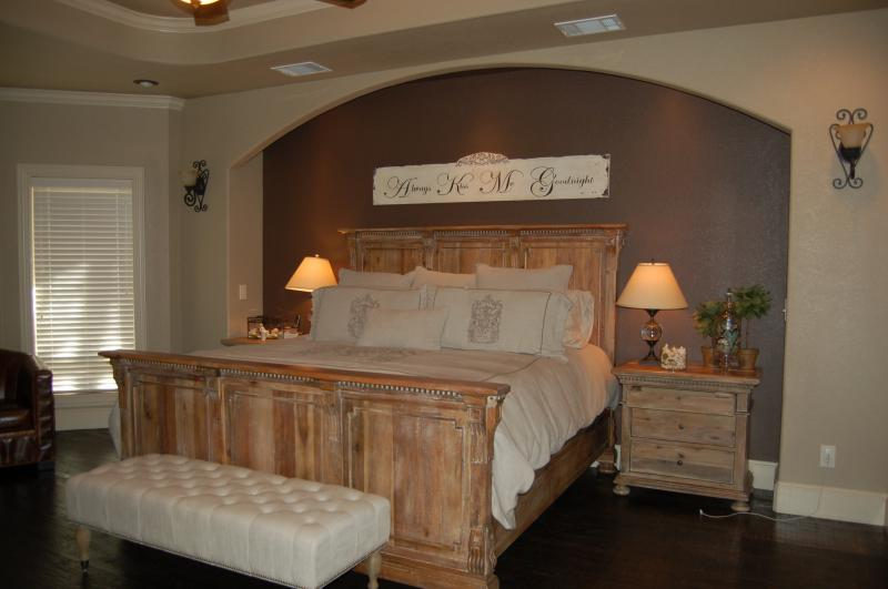 Wink Construction LLC - master bedroom french country kitchen Wall ...